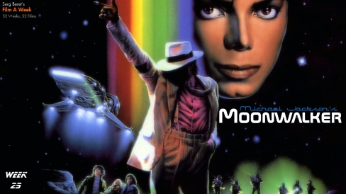 MOONWALKER Film A Week