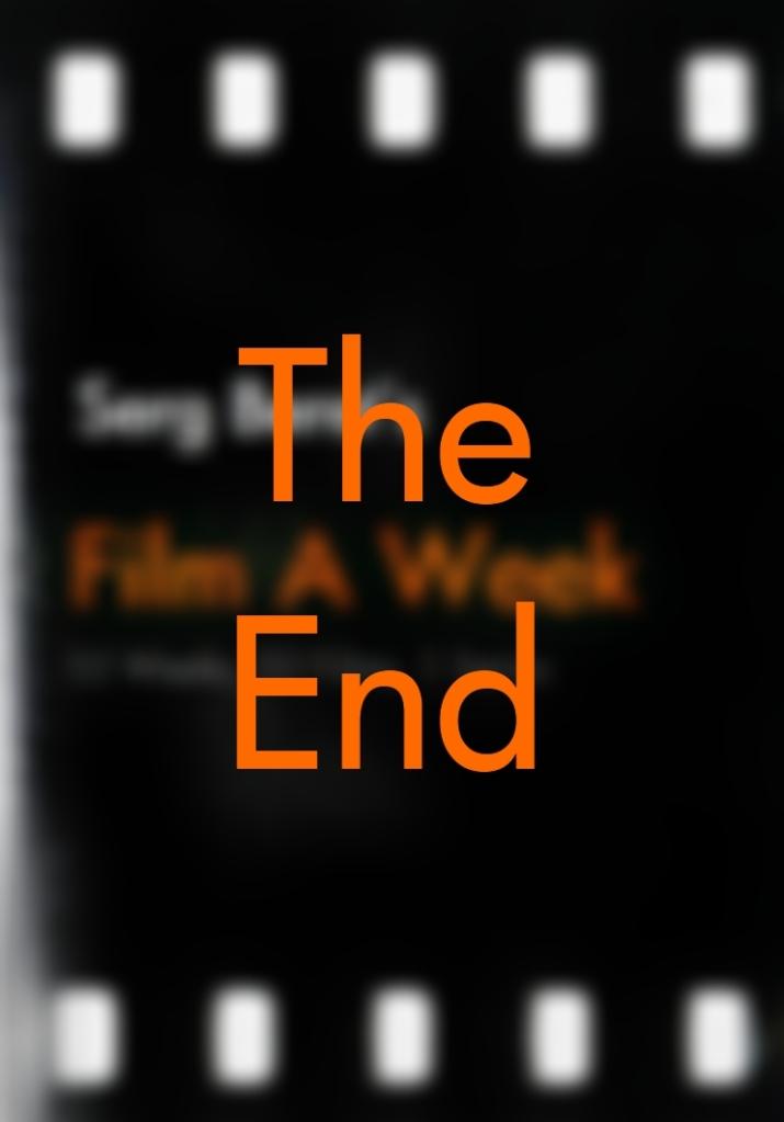 FilmAWeekEND